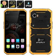 Rugged Outdoor Smart Android 6.0 Phone Unlocked Dual Sim Octa Core