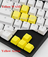Non Printed Blank Keycap Thick PBT Key Caps for Cherry MX Mechanical Keyboards