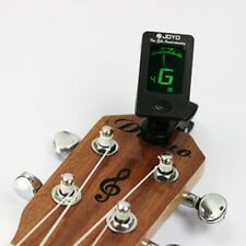 Tuner Clip Digital Guitar Chromatic For Acoustic Electric Guitar Bass Violin Uku
