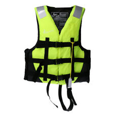 Life Jacket Kayak Boat Jet Ski Swimming Sailing Paddleboard Fishing Vest Whistle