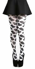 Gorgeous Cow Print Tights - Designed by Pamela Mann size 20 - 26