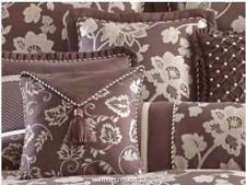 NIP WATERFORD PILLOW SHAM KING and/or STANDARD 'ADELISA' SUBDUED PLUM & SILVER