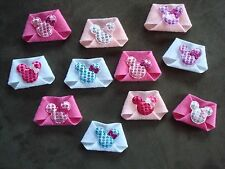 Minnie Mouse Dirty Diaper Baby Shower Game; Minnie Mouse Theme Games