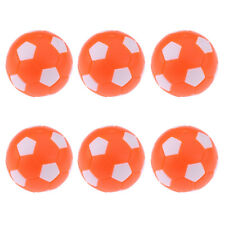 6 Pieces Foosball Table Football Table Soccer Replacement Balls