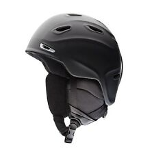 SMITH 2016/17 ASPECT ADULT SKI HELMET BLACK OR SNOWBOARD HELMET BLACK