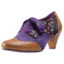 Poetic Licence by Irregular Choice End Of Story Womens Purple Walking Shoes