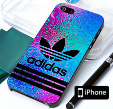 Adidas Colordrops Style Cover iPhone 8 8+ 7 7+ 6 6+ 6s 6s+ 5 5s Tpu Rubber Case