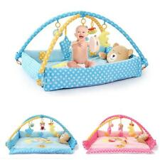 Newborn Baby Musical Playmat Infant Crawling Pad Indoor Activity Play Gym Toy