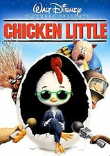 CHICKEN LITTLE  DVD/WS 1.78/DOLBY 5.1 SURROUND SOUND/ENG-SUB/SP-FR-DUB EXLIBRARY