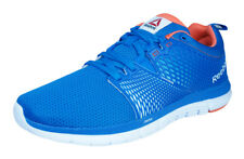 Reebok ZQuick Dash Mens Running Trainers / Sports Shoes - Blue
