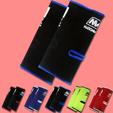 Ankle Supports wrap guard protector MUAY THAI KICK BOXING GEAR Short style #354