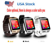 Smart Watch Phone Model DZ09 Bluetooth Android Single SIM Card iPhone Newest
