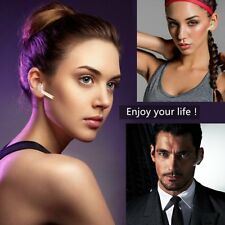 Wireless Earphone Sport Earbud Headphone Bluetooth Headset For iPhone Samsung