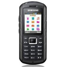 Samsung GT B2100 Solid Extreme GSM 1.3MP Unlocked Mobile Phone Red & Black