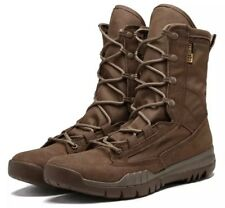 Men's Tactical High Top Boots Outdoor Combat Hiking Comfortable Breathable Shoes