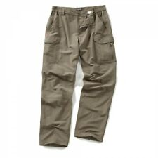 Craghoppers Mens Nosilife Cargo Walking Outdoor Trousers in Pebble Reg Length