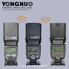 YONGNUO speedlite flash YN560IV YN560III YN660 for canon nikon pentax Panasonic