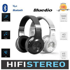 Bluetooth 4.1 Wireless Stereo Headphones Bluedio Turbine Hurricane H  Headset
