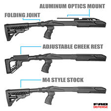 Fab Defense Tactical Stock Conversion Kit for Ruger 10/22