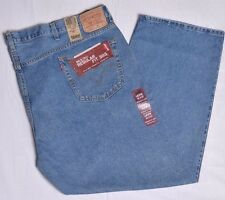 Levis 505 Men's Big & Tall Jeans Regular Relaxed Fit Blue Denim Choose Size