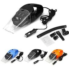 NEW Portable Car Vacuum Cleaner Wet and Dry Dual-Use Super Suction 120W