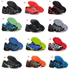 Salomon Speedcross Running Hiking Casual Shoes Men's Sports 3 Athletic Sneakers