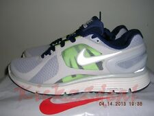 NEW NIKE LUNARECLIPSE+ 2 Running Shoes MEN SZ 8 Platinum/Silver/Blue 487983-004