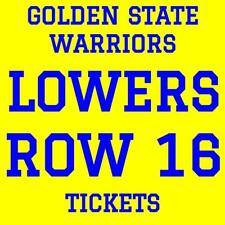 GOLDEN STATE WARRIORS vs PORTLAND TRAILBLAZERS DECEMBER 11 · LOWER LEVEL TICKETS