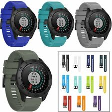 Silicone Rubber Wrist Strap Band Bracelet for Garmin Approach S60 Golf GPS Watch