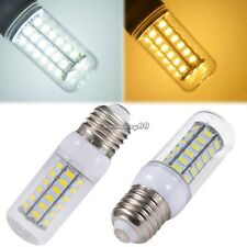 9W E27 Cold/Warm white SMD 48LED Corn Light Bulb Energy saving Lamp C1MY
