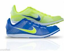 NEW MENS NIKE ZOOM Matumbo TRACK AND FIELD SPIKES 13 Blue Volt SZ 13 331037 471