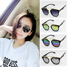 Men Women Aviator Retro Vintage UV400 Sunglasses Driving Eyewear Glasses Unisex