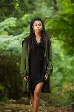 Bohemian Eskimo Jacket - Gypsy Hoodie Festival Jacket Tribal Hippie Fairy Coat