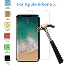 0.3mm Tempered Glass Film Guard Cover Skin Screen Protector For Apple iPhone X