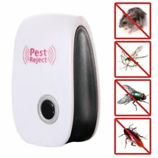 Anti Mosquito Insect Killer Ultrasonic Pest Reject Electronic Magnetic Repeller