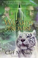 Wizard's Promise by Cliff Mcnish Paperback Book
