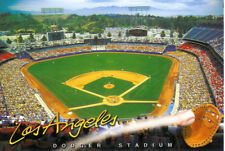 FREE SHIPPING! Los Angeles Dodgers Dodger Stadium Postcard