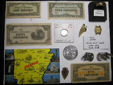 Misc Lot #2 of Coins, Tokens, Medals, World, Plated, and Junk Drawer Misc