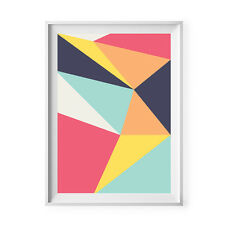 NEW Geometric abstract print Women's by Today Sunshine