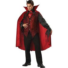 """Sinister Devil Costume - Adult InCharacter Adult Men's Party Halloween New """"B"""""""