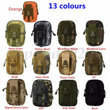 Waterproof Outdoor Camping Military Tactical Army Waist Bag Pack Pouch