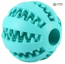 EVERFRIEND Interactive Soft Rubber Toys Balls for Small to Medium Dogs (Puppi...
