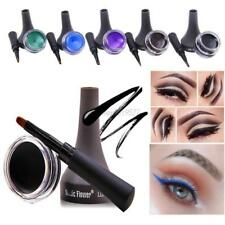 Waterproof Eye Liner Cream Eyeliner Eye Shadow Gel Long Lasting Makeup Cosmetic
