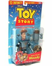1998 Mattel Toy Story Action Figure - Space Sheriff Woody