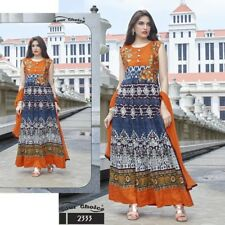 ETHNIC ANARKALI SALWAR KAMEEZ BOLLYWOOD PAKISTANI DESIGNER INDIAN SALWAR SUIT
