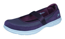 Skechers Go Step Snap Womens Walking Sneakers / Mary Janes - Burgundy