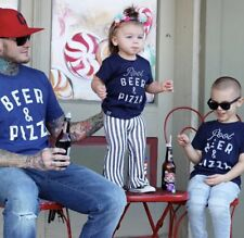 Raxtin Clothing Co Root Beer & Pizza Unisex Shirts