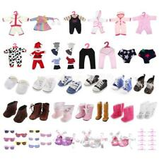Dolls' Clothes Shoes Boots Pants Skirt Shirt Sunglasses for 18inch American Girl