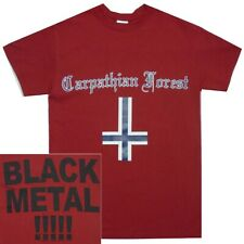 Carpathian Forest Norway Shirt S M L XL Official T-Shirt Black Metal Band New