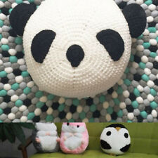 New Plush Doll Toy Stuffed Animal Panda/Penguin Pillow Quality Bolster Toy Gift
